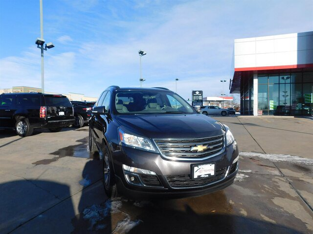 Used 2017 Chevrolet Traverse in Fort Morgan, CO
