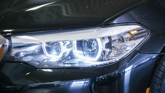 Used 2019 BMW 5 Series 530i xDrive Sedan
