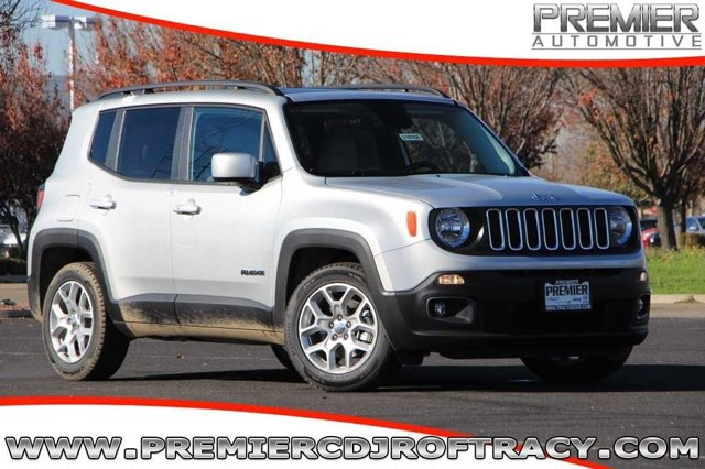 New 2017 Jeep Renegade in Tracy, CA