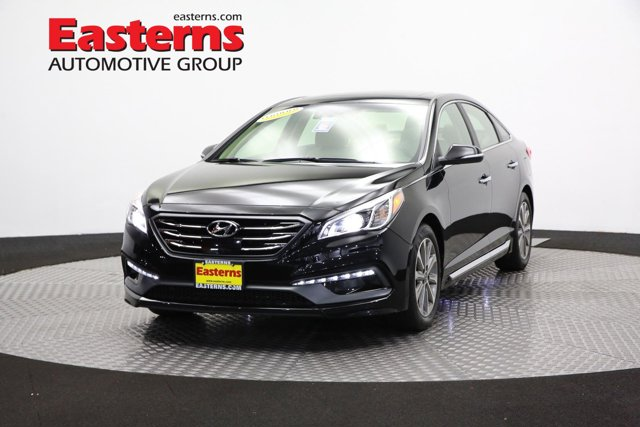 2017 Hyundai Sonata for sale 123459 0