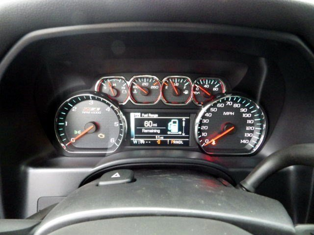 New 2017 Chevrolet Silverado 1500 LTZ