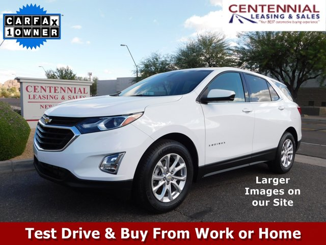 2019 Chevrolet Equinox LT FWD 4dr LT w/1LT Turbocharged Gas I4 1.5L/92 [0]
