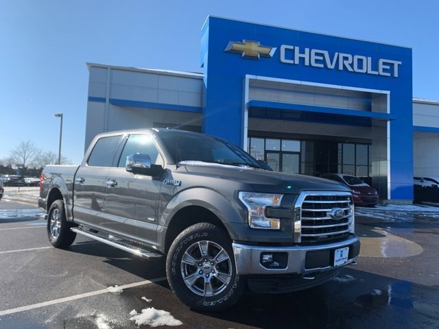 Used 2016 Ford F-150 in Blue Springs, MO