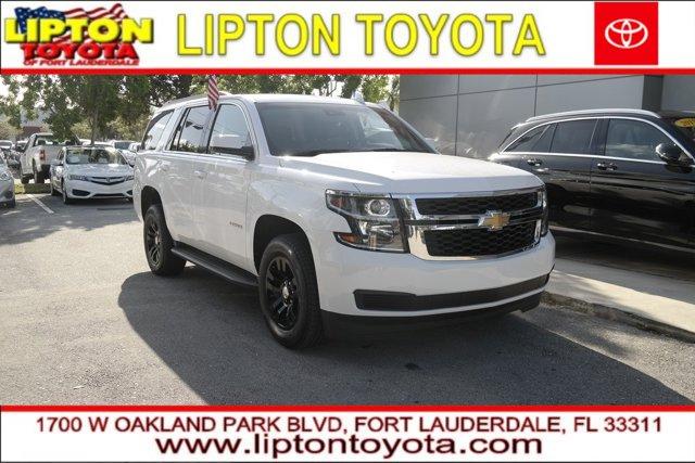 Used 2019 Chevrolet Tahoe in Ft. Lauderdale, FL