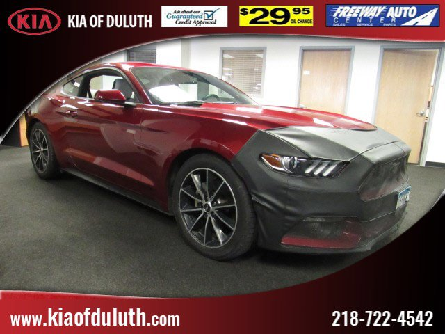 Used 2015 Ford Mustang in Duluth, MN