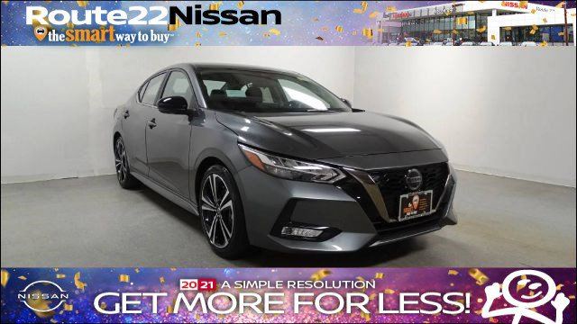2020 Nissan Sentra SR SR CVT Regular Unleaded I-4 2.0 L/122 [5]