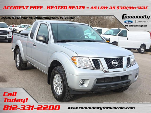 Used 2015 Nissan Frontier in Bloomington, IN