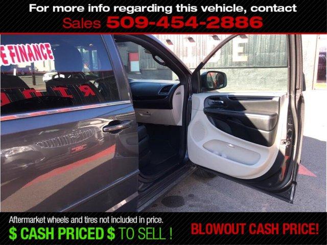 Used 2017 Dodge Grand Caravan SXT Wagon