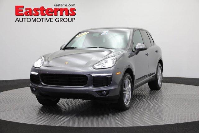 2016 Porsche Cayenne Premium Sport Utility