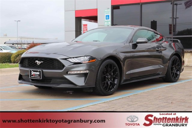 Used 2018 Ford Mustang in Granbury, TX