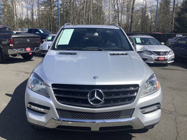 Used 2015 Mercedes-Benz M-Class 4MATIC 4dr ML 350