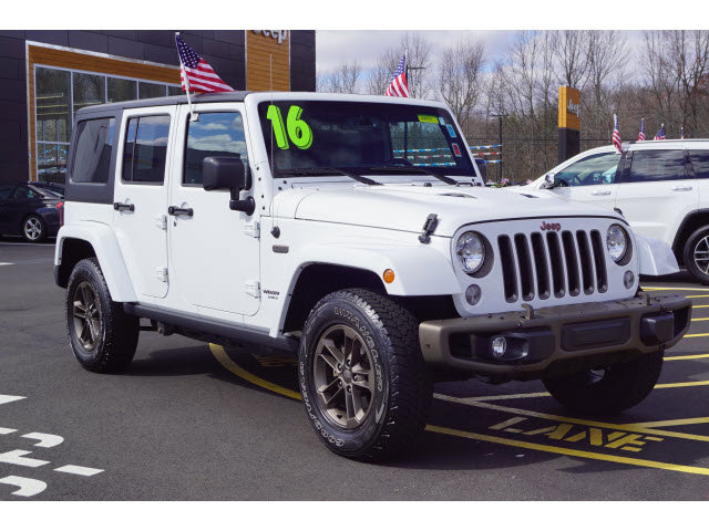 Used 2016 Jeep Wrangler Unlimited in Little Falls, NJ