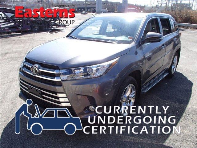 2017 Toyota Highlander Limited Sport Utility