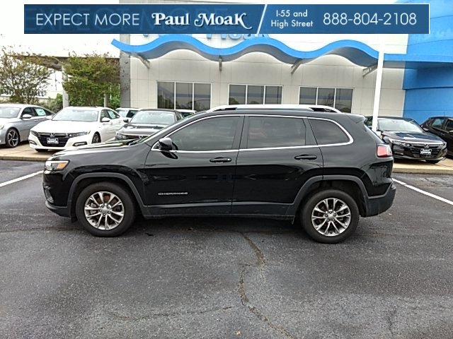 Used 2019 Jeep Cherokee in Jackson, MS