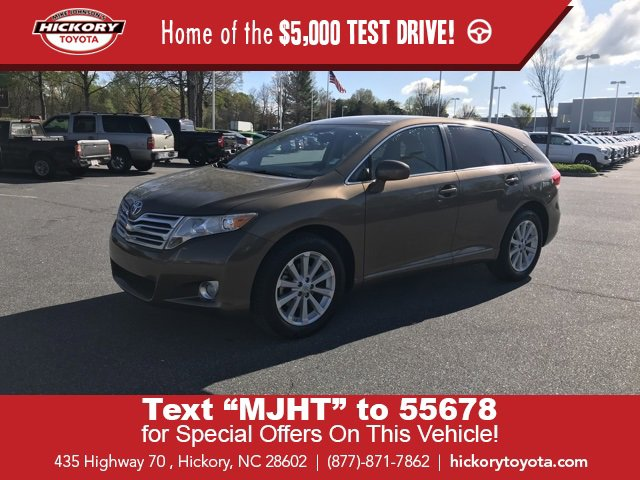 Used 2009 Toyota Venza in Hickory, NC
