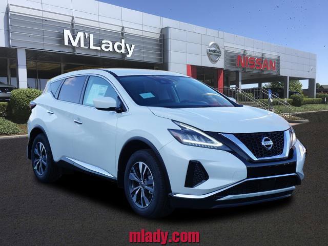 2021 Nissan Murano S AWD AWD S Regular Unleaded V-6 3.5 L/213 [7]