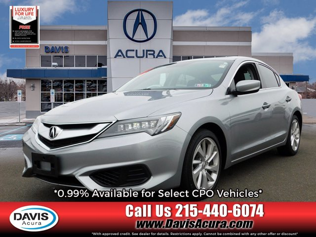Used 2017 Acura ILX in Langhorne, PA