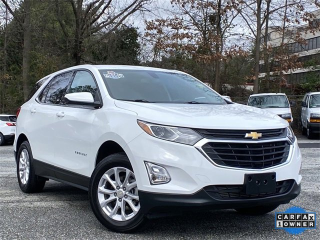 Used 2018 Chevrolet Equinox in Marietta, GA