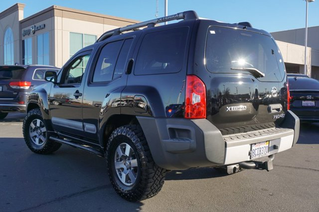 Used 2011 Nissan Xterra 4WD 4dr Auto Pro-4X