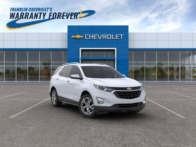 New 2020 Chevrolet Equinox in Statesboro, GA