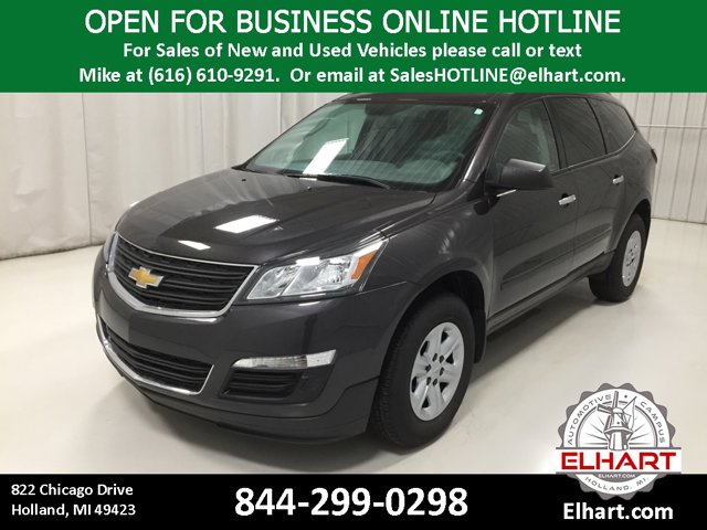 Used 2017 Chevrolet Traverse in Holland, MI