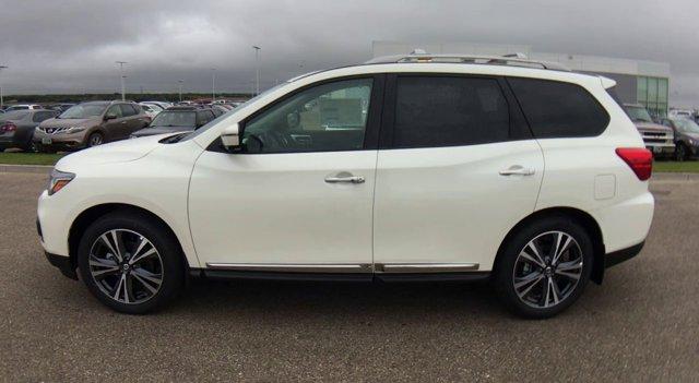 New 2019 Nissan Pathfinder Platinum