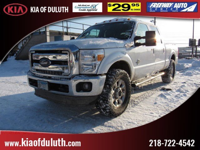 Used 2015 Ford Super Duty F-350 SRW in Duluth, MN