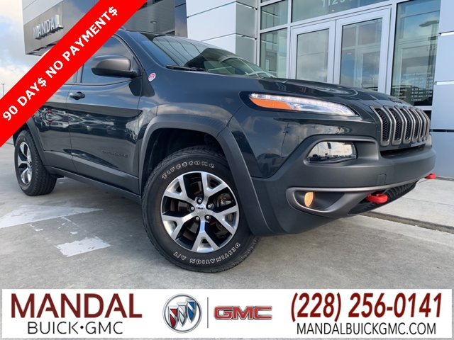 Used 2017 Jeep Cherokee in D'Iberville, MS