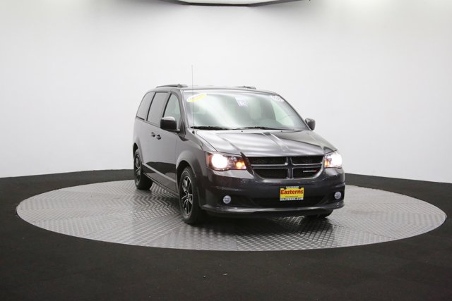 2018 Dodge Grand Caravan for sale 123668 46
