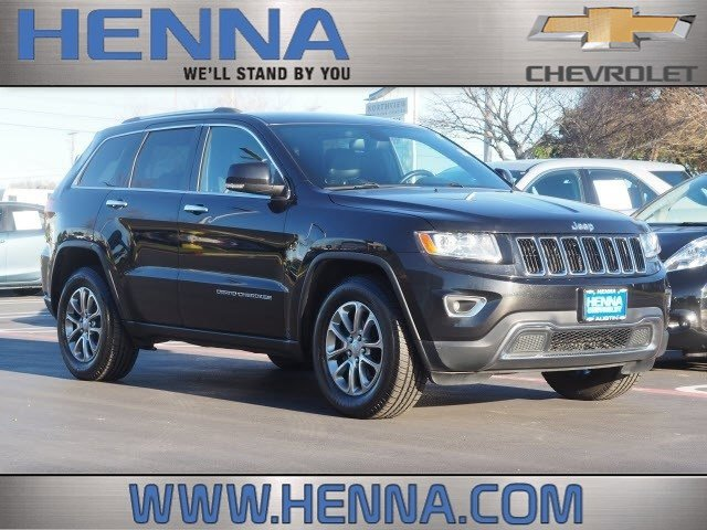 Used 2014 Jeep Grand Cherokee in Austin, TX