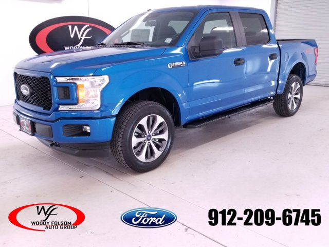 New 2019 Ford F-150 in Baxley, GA
