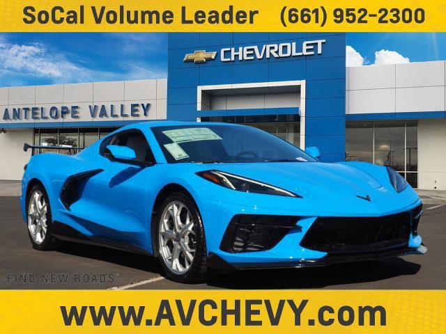 2022 Chevrolet Corvette 2LT 2dr Stingray Cpe w/2LT Gas V8 6.2L/ [0]