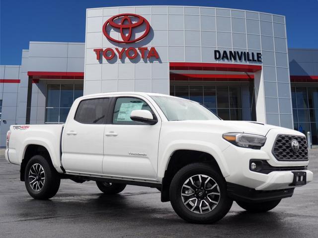 New 2020 Toyota Tacoma in Danville, VA