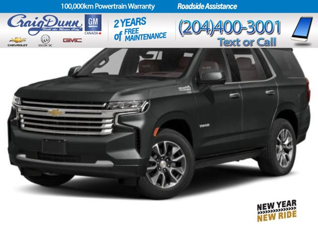2021 Chevrolet Tahoe High Country 4WD 4dr High Country Gas V8 6.2L/ [0]