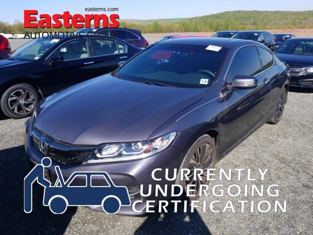 2017 Honda Accord Coupe EX 2dr Car