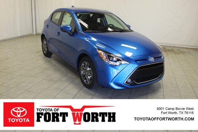 New 2020 Toyota Yaris Hatchback in Fort Worth, TX
