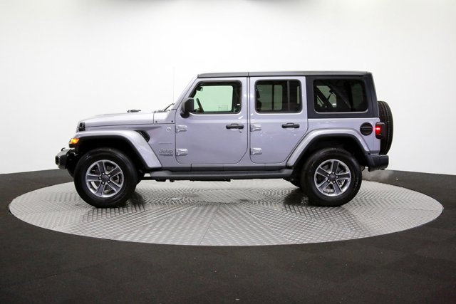 2019 Jeep Wrangler Unlimited for sale 124006 55