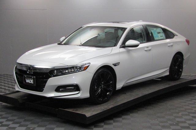 New 2019 Honda Accord Sedan EX 1.5T CVT