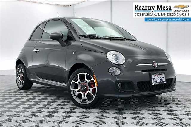 Used 2015 FIAT 500 in San Diego, CA