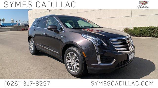 2017 Cadillac XT5 Luxury FWD FWD 4dr Luxury Gas V6 3.6L/222.6 [2]