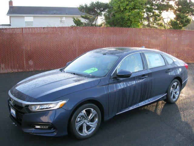 New 2019 Honda Accord Sedan in Newport, OR