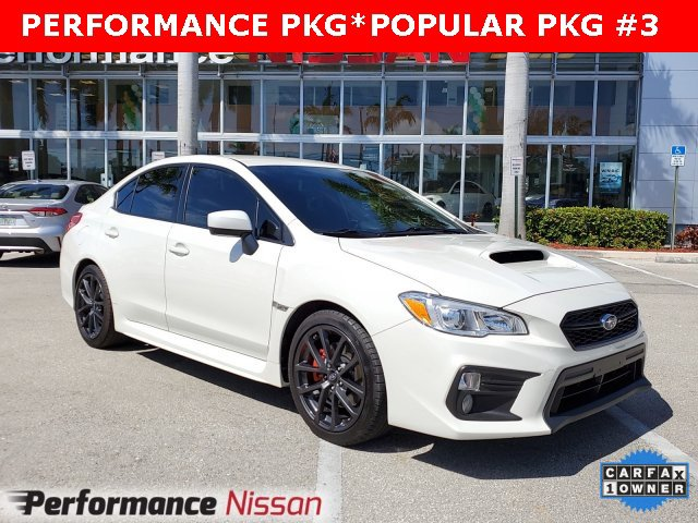 Used 2019 Subaru WRX in Cleveland, OH