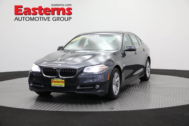 2016 BMW 5 Series 528i xDrive 4dr Car