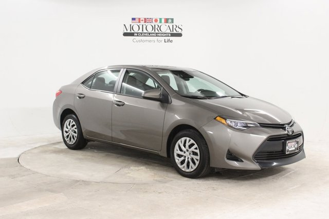 Used 2017 Toyota Corolla in Cleveland, OH