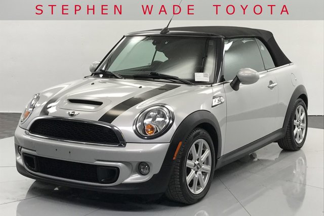Used 2015 MINI Cooper Convertible in St. George, UT