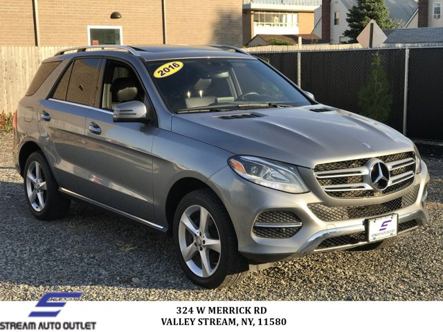 Used 2016 Mercedes-Benz GLE in Valley Stream, NY