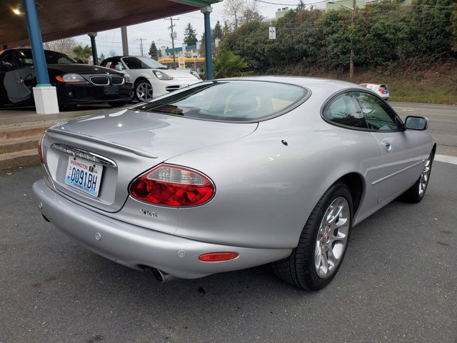 Used 2001 Jaguar XKR 2dr Cpe Supercharged