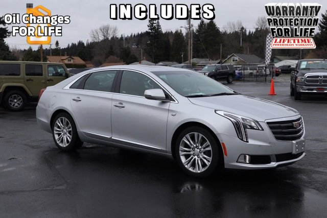 Used 2018 Cadillac XTS in Sumner, WA