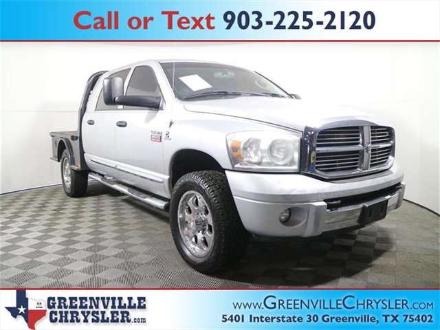 Used 2008 Dodge Ram 2500 in Greenville, TX