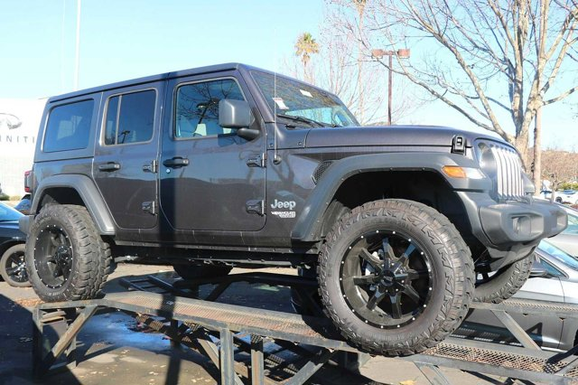 2019 JEEP WRANGLER UNLIMITED Unlimited Sport 3